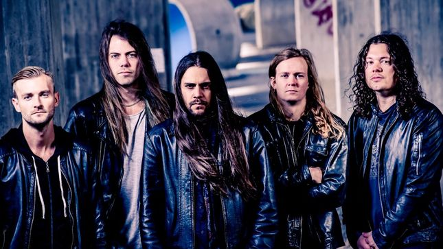 "PARALYDIUM Debut Lyric And Guitar Playthrough Videos For New Song ""Crystal Of Infinity"""