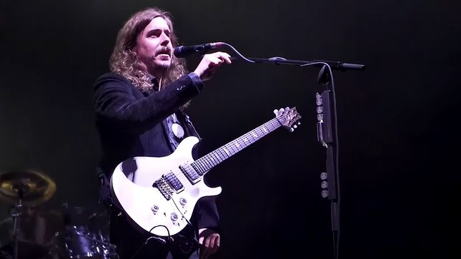 OPETH Live At Belgium's Alcatraz Hard Rock & Metal Festival 2019; Pro-Shot Video Of Full Set Streaming