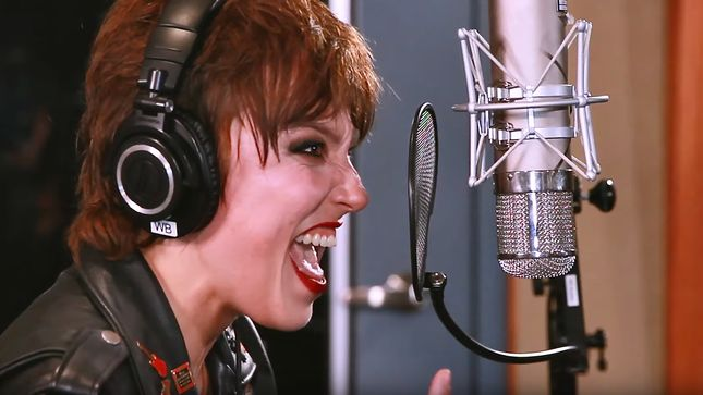 "HALESTORM Release In-Studio Acoustic Performance Of ""Chemicals""; Video"