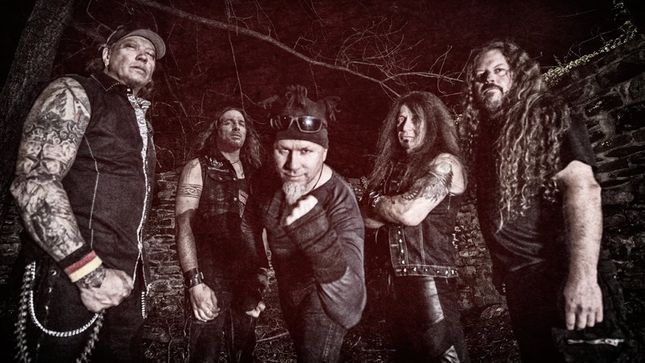 "POWER THEORY Debut ""Draugr"" Music Video"