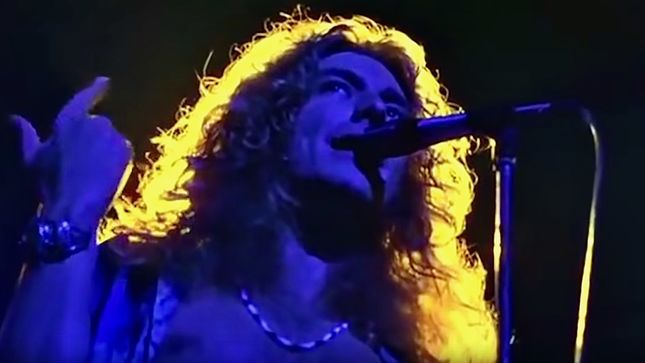 "ROBERT PLANT Says He ""Can't Relate"" To LED ZEPPELIN Classic ""Stairway To Heaven"" - ""It Was So Long Ago"""