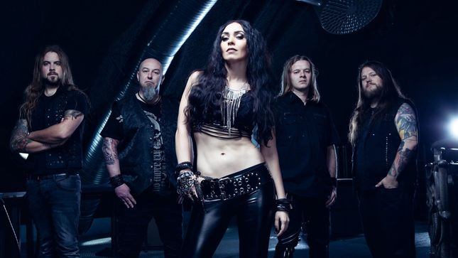 CRYSTAL VIPER Release Music Video For New Single