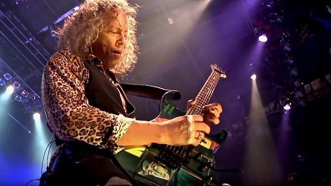 METALLICA Guitarist KIRK HAMMETT Names The Witch From 2015 As