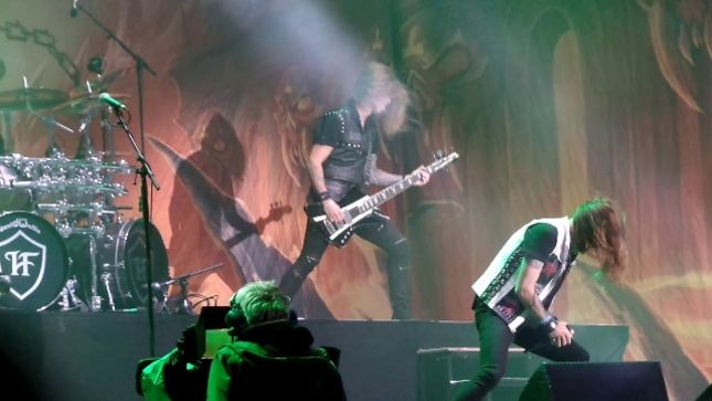 HAMMERFALL - Pro-Shot Video Of Entire Summer Breeze 2019 Show Posted