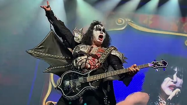 KISS - First Show Of Australian Tour Postponed Due To Illness; Auckland, New Zealand Show Cancelled
