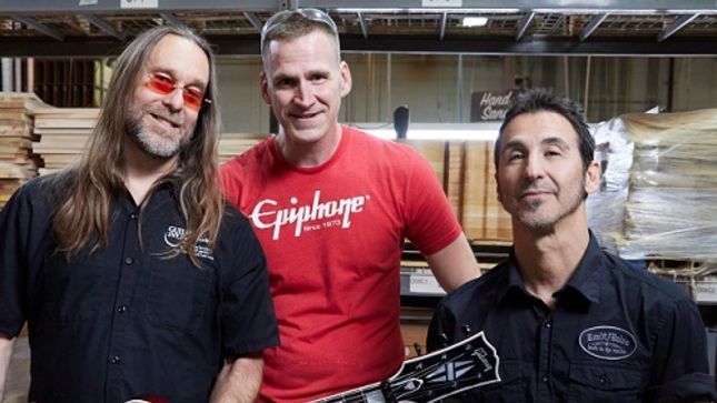 Gibson Plays It Forward With Guitars For Vets, Program Brings The Power Of Music To Returning U.S. Veterans