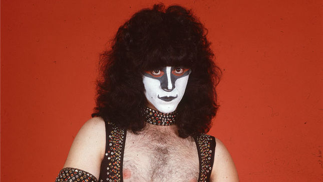 KISS – Official ERIC CARR Collector Coin Released