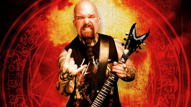 """Not A Chance In Hell"" For A SLAYER Reunion Says KERRY KING's Wife"