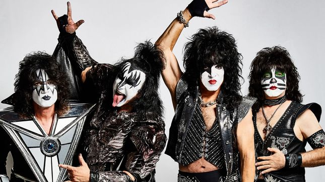 KISS Announce Last Legs Of End Of The Road Tour