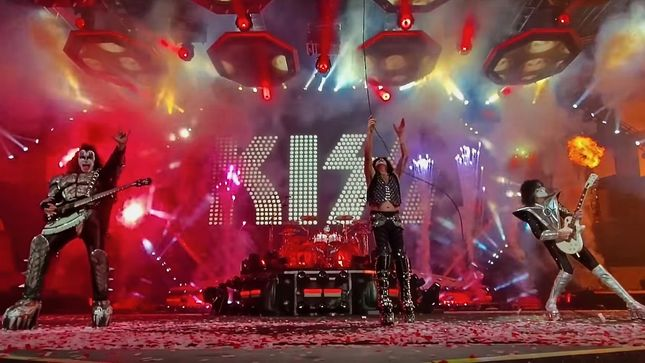 KISS Cancel Newcastle 500 Supercars Concert