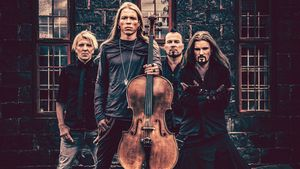 "APOCALYPTICA Journey To A Post-Humanity Future In ""En Route To Mayhem"" Music Video"