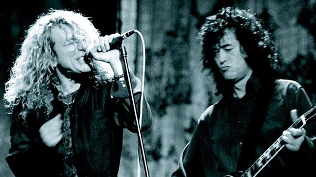JIMMY PAGE & ROBERT PLANT - 25th Anniversary Of No Quarter: UnLedded Celebrated On InTheStudio