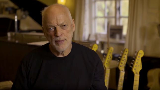 "DAVID GILMOUR On Recording PINK FLOYD's A Momentary Lapse Of Reason Album Without ROGER WATERS - ""Obviously It Was Different, But In Some Ways We Felt Freed Up""; Video"