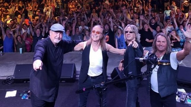 "FOGHAT Perform ""Born For The Road"" From Freightliner Custom Chassis Corp.; Video"