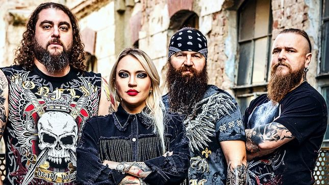"""SCARLET AURA To Release Stormbreaker Album In March; """"High In The Sky"""" Music Video Streaming"""