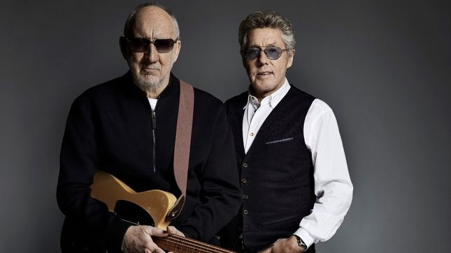 THE WHO Announces Rescheduled UK And Ireland Tour Dates