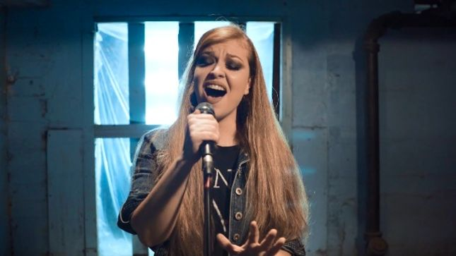 "THE AGONIST Vocalist VICKY PSARAKIS Posts Vocal Cover Of QUEEN Classic ""The Show Must Go On"" (Video)"