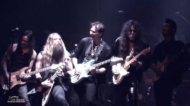 GENERATION AXE Featuring STEVE VAI, ZAKK WYLDE, NUNO BETTENCOURT, YNGWIE MALMSTEEN And TOSIN ABASI Announce Show For Shanghai