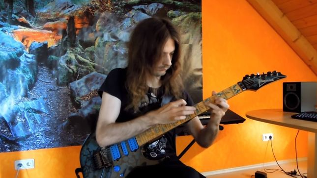 Former OBSCURA Guitarist CHRISTIAN MUENZER To Release New Solo Album Path Of The Hero