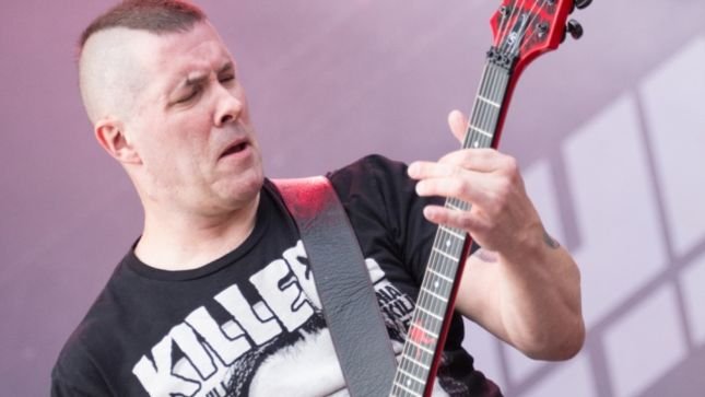 "ANNIHILATOR Frontman / Founder JEFF WATERS On New Song ""Psycho Ward"" And Domestic Abuse - ""Love To All You Survivors Out There"""