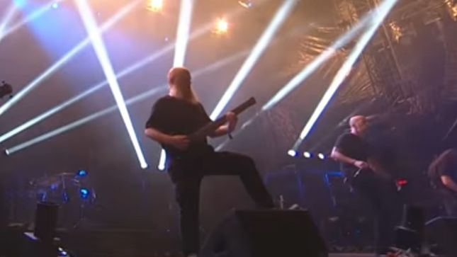 MESHUGGAH - Pro-Shot Footage Of Entire Summer Breeze Festival Appearance