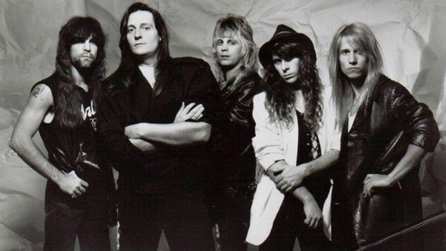 "SAVATAGE's Gutter Ballet Album Turns 30, Guitarist CHRIS CAFFERY Looks Back - ""It Was A Very Special Time In My Life"""