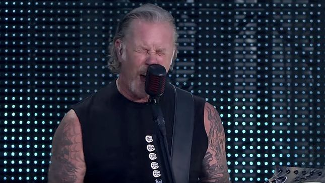 "METALLICA Release ""The Memory Remains"" HQ Performance Video From Prague; Billabong x Metallica December Collection Available Now (Video Trailer)"