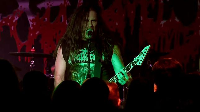 EXHUMED Live At Brooklyn Bazaar; Pro-Shot Video Streaming