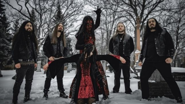 ASTAROTH INCARNATE - Toronto Black Metallers Announce Four Shows For Ontario