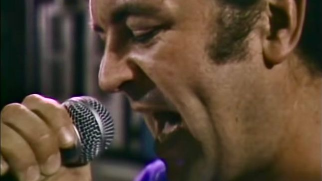 DEEP PURPLE - InTheStudio Celebrates 35th Anniversary Of Perfect Strangers Album; IAN GILLAN, ROGER GLOVER Audio Interview