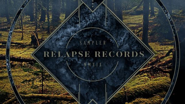 Relapse Records Launches 2019 Label Sampler; Proceeds To Benefit Rock To The Future