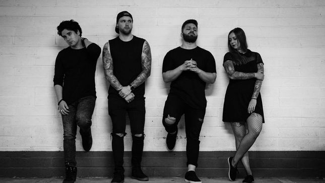 "NEON EMPIRE Release ""This Clarity"" Video Featuring DEAD BY APRIL's JIMMIE STRIMELL, PONTUS HJELM"