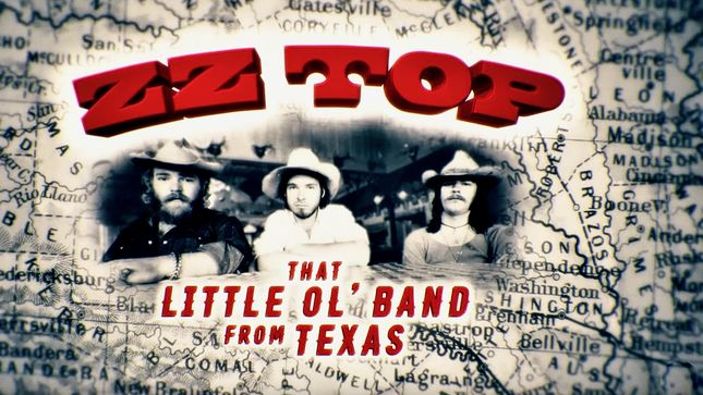 ZZ TOP - New Clip Streaming From That Little Ol' Band From Texas Documentary