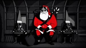 "COHEED AND CAMBRIA Debut Animated Holiday Video ""Toys"""
