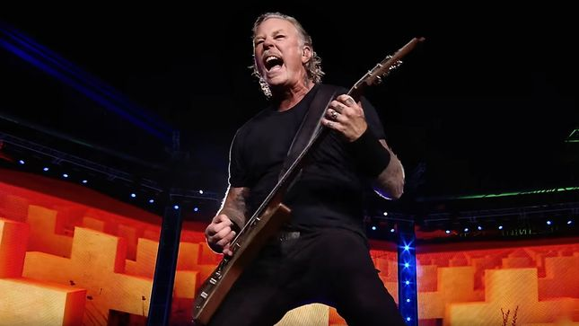 "METALLICA Release ""Master Of Puppets"" HQ Performance Video From Munich, Germany"