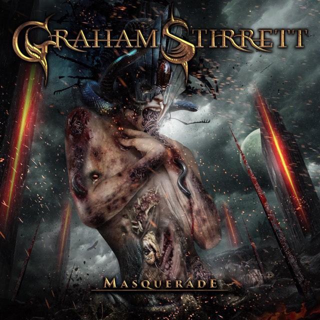 "PHEAR Guitarist GRAHAM STIRRETT Shreds On New ""Blood"