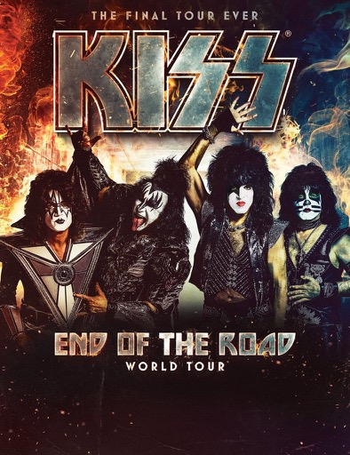 Kiss Announce Second Leg Of End Of The Road World Tour