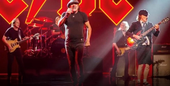 AC/DC Upload New Images, Teaser Video