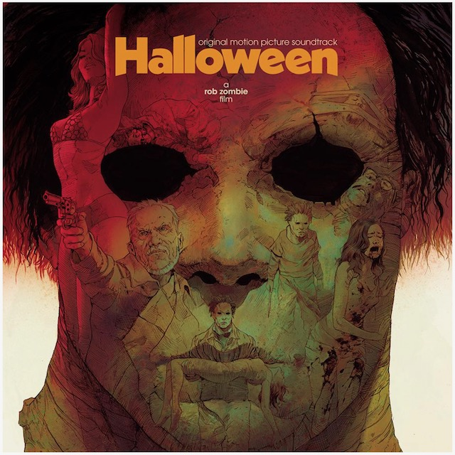 Halloween 2020 Soundtrack Pre Order ROB ZOMBIE's Halloween Movie Soundtracks To Be Released On Vinyl