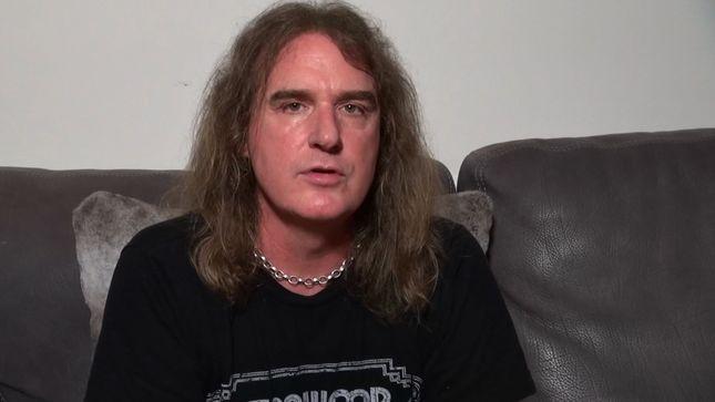 MEGADETH Bassist DAVID ELLEFSON Talks Cars -