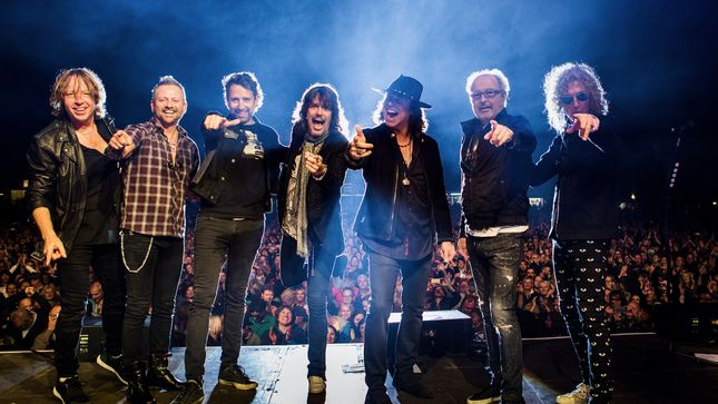 FOREIGNER Cancels Juke Box Heroes 2020 North American Tour With KANSAS And EUROPE