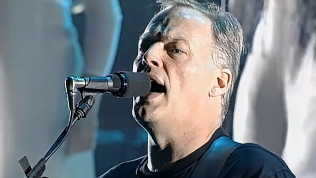 "PINK FLOYD Release Restored & Re-Edited Live Video For ""Learning To Fly"""