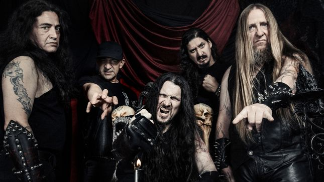 POSSESSED Reveal Official Dates For Revelations Of The Ancients North American Tour 2020; PESTILENCE, THE BLACK MORIAH To Support