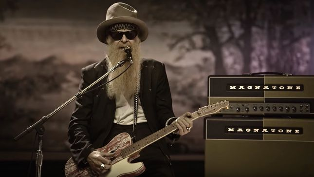 "ZZ TOP Release ""Brown Sugar"" Performance Video From That Little Ol' Band From Texas Documentary"