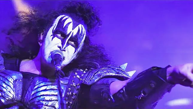 GENE SIMMONS' Announcement Of Titans Of Rock Festival Catches Grand Forks, B.C. Mayor BRIAN TAYLOR By Surprise