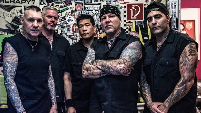 "AGNOSTIC FRONT Announce The Eliminator Bundle With 7"" Vinyl & ReAction Figure"