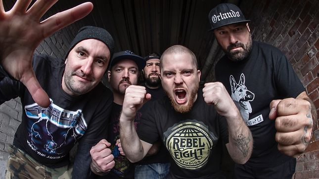 HATEBREED Cancels Monsters Of Mosh US Tour With AFTER THE BURIAL, HAVOK, CREEPING DEATH