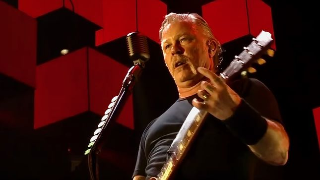 "METALLICA Release ""Creeping Death"" HQ Performance Video From Cleveland"