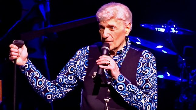 DENNIS DeYOUNG - Former STYX Frontman Reveals Artwork, Tracklisting, Release Date For Upcoming 26 East: Volume 1 Album