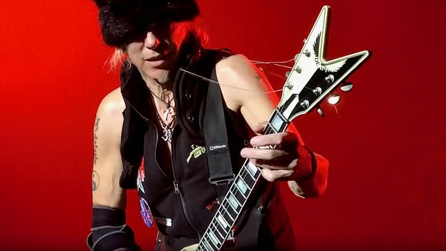 "MICHAEL SCHENKER - ""DAVID COVERDALE Wanted Me In WHITESNAKE"""